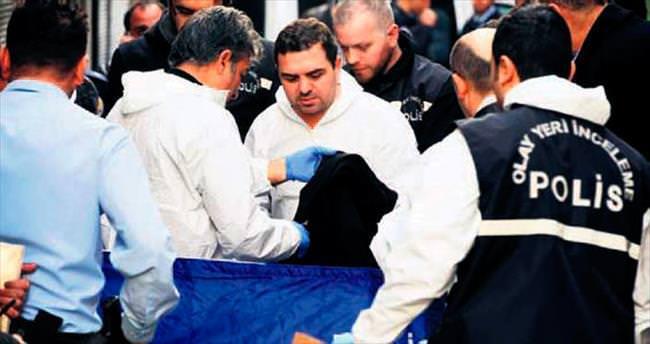Esrarengiz cinayette maktul polis çıktı