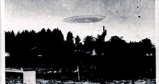 Gizli UFO arşivleri ilk kez internette