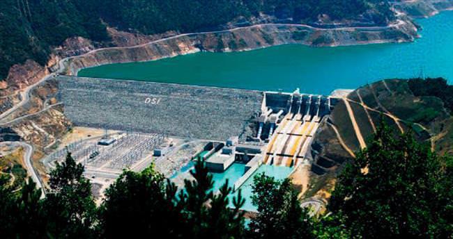 Kirliliğe karşı yeni baraj