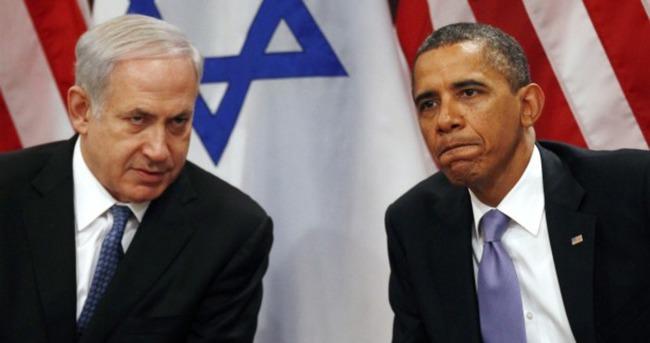 Beyaz Saray Netanyahu'yu istemedi