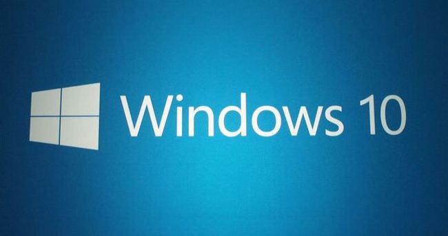 Windows 10: Yeni Nesil Windows