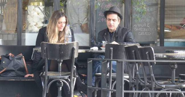 Teoman ile Ayşe Kaya Nişantaşı'nda buluştu