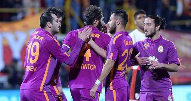Galatasaray - Diyarbakır Büyükşehir Belediyespor maçı ATV canlı yayın izle