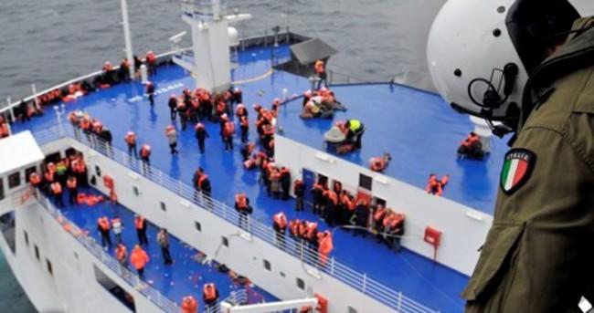Türk mürettebatın cesedine ulaşıldı