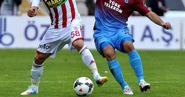 Trabzonspor ile Sivasspor 19. kez...