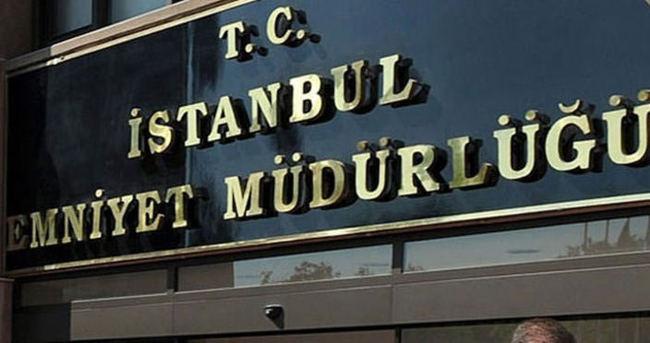 İstanbul Emniyeti'nden terör operasyonu açıklaması