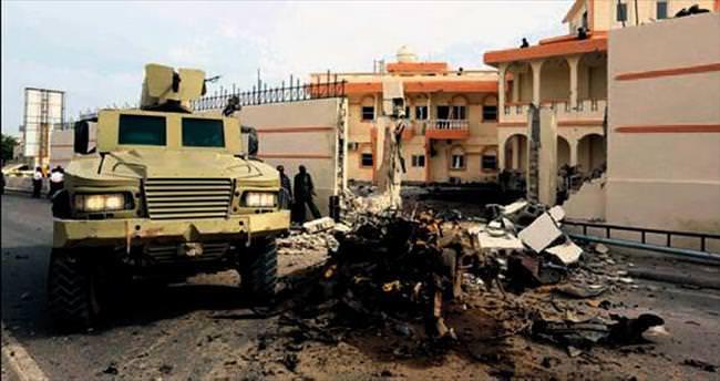Patlamaya rağmen Somali ziyaretini iptal etmedi