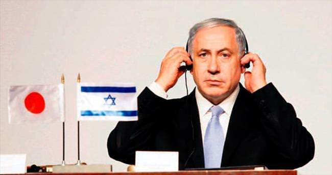 Şahinler, Netanyahu'yu kullanıyor