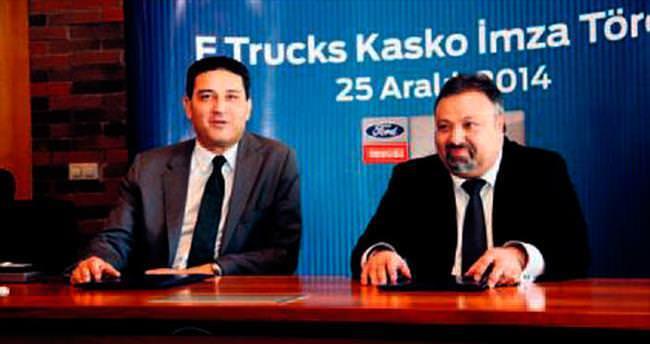HDI Sigorta ile Ford Trucks işbirliği