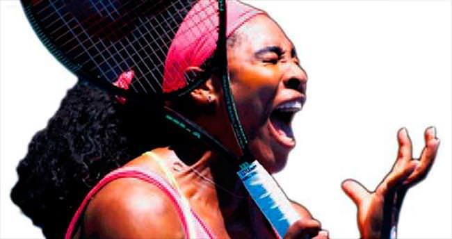 Serena çok kızdı!