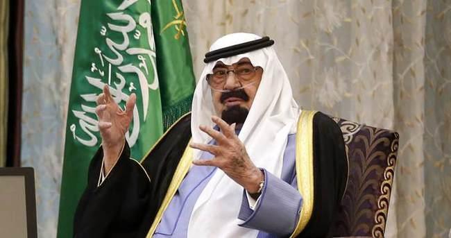 Suudi Arabistan Kralı Abdullah hayatını kaybetti