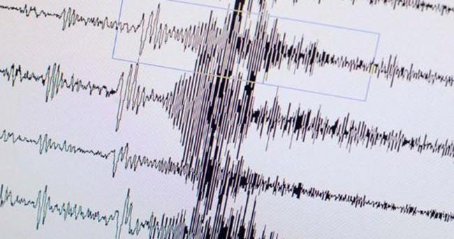 Kahramanmaraş'ta .3 büyüklüğünde deprem