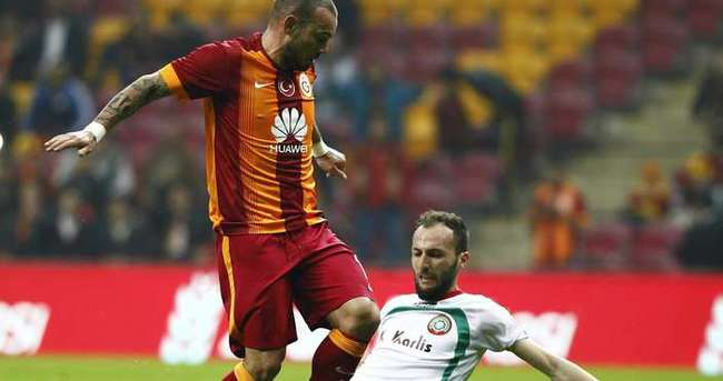 Hamzaoğlu'ndan Sneijder itirafı