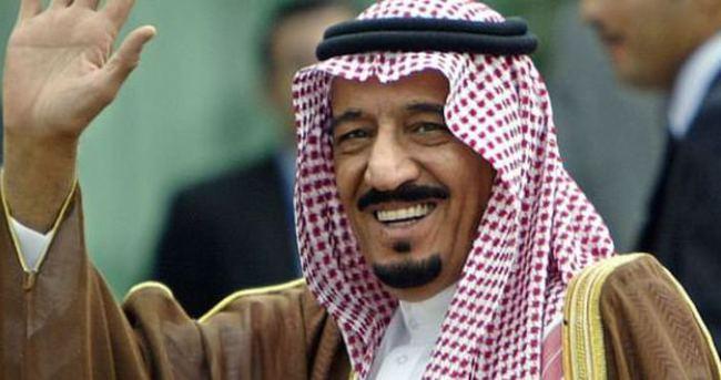 Yeni Suudi Kralı Selman'dan ilk açıklama