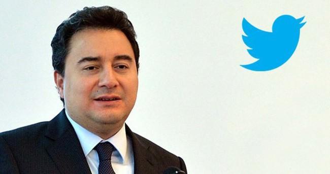 Twitter'da sahte Ali Babacan hesabı uyarısı