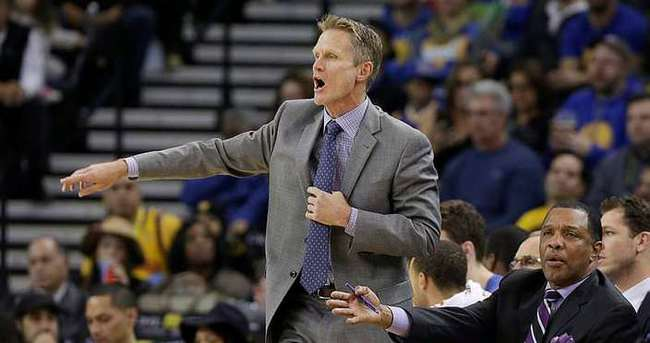 NBA All-Star'da Batı Karması Steve Kerr'in
