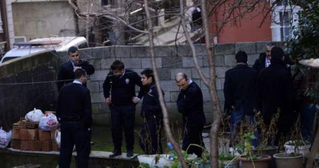 İstanbul Hasköy'de cephanelik bulundu