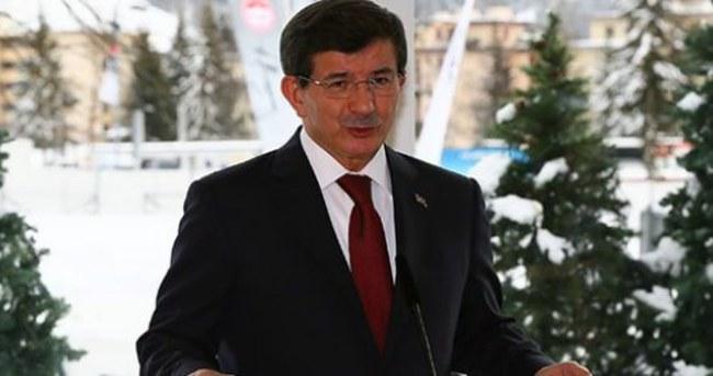 Başbakan Davutoğlu şehirler projesini açıkladı