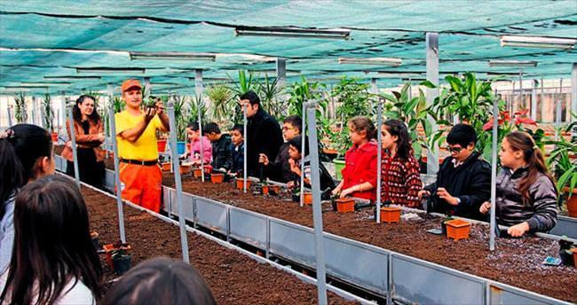 'Toprak Vatandır' projesi ufuk oldu