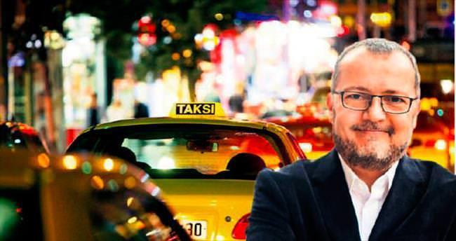Görme engelliye de kolay taksi