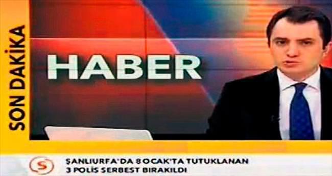 Savcı bile tahliyeyi Samanyolu TV'den öğrendi