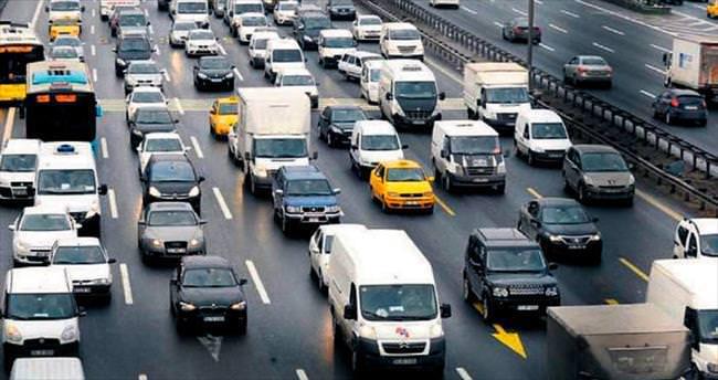 İstanbul trafiğinin 8 kara noktası