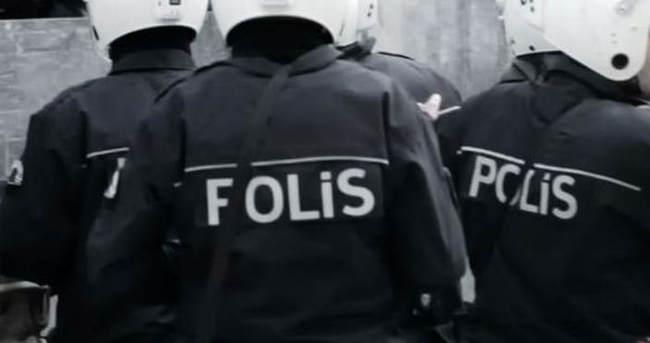 Şanlıurfa'da 7 polis açığa alındı