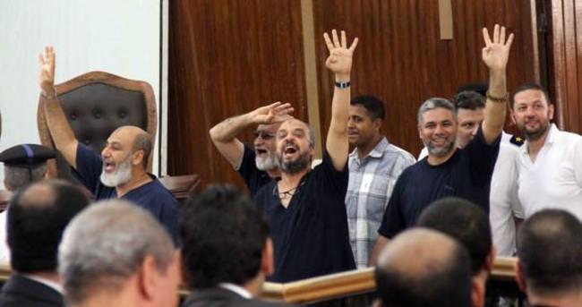 Mısır'da idam kararları bozuldu