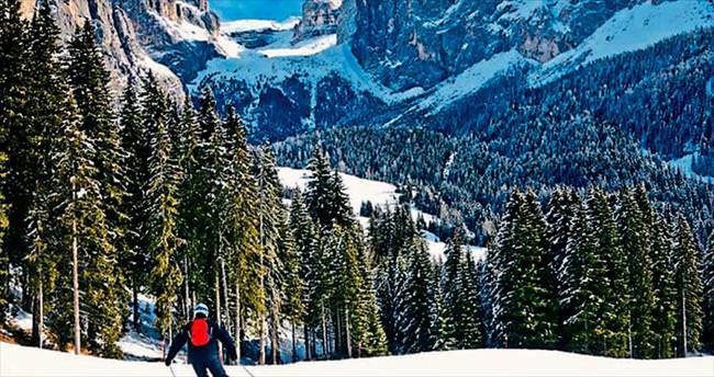 İster kayak yapın ister sadece dağ havası alın