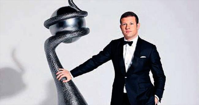 İngiliz televizyon yıldızlarına ödül yağdı