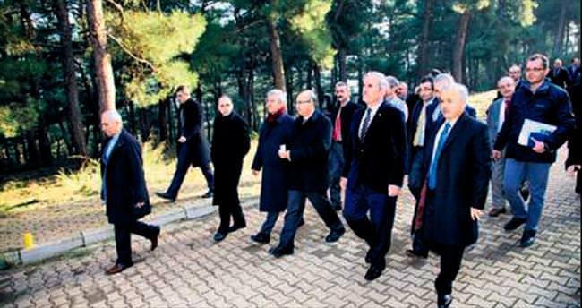 Atatürk Kent Ormanı cazibe merkezi olacak