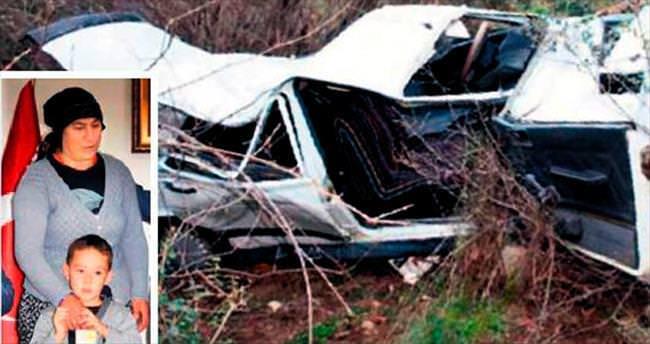 Babaları Soma'da anneleri kazada öldü