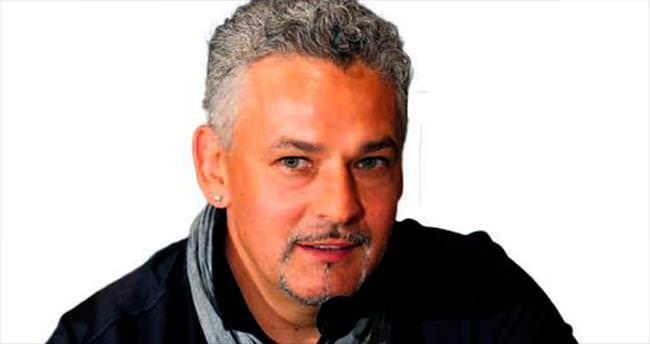 Baggio ateş altında