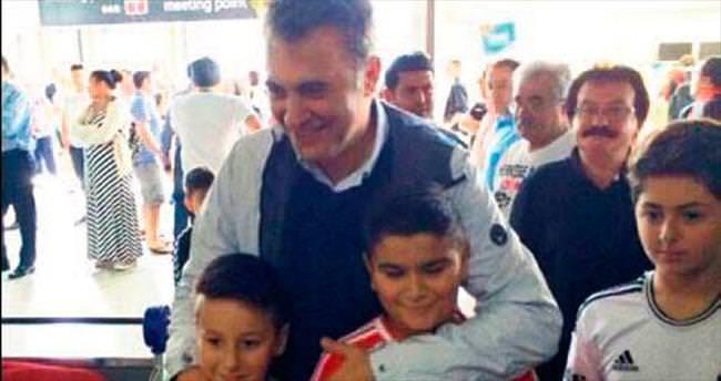 Avustralya'da Beşiktaş aşkı