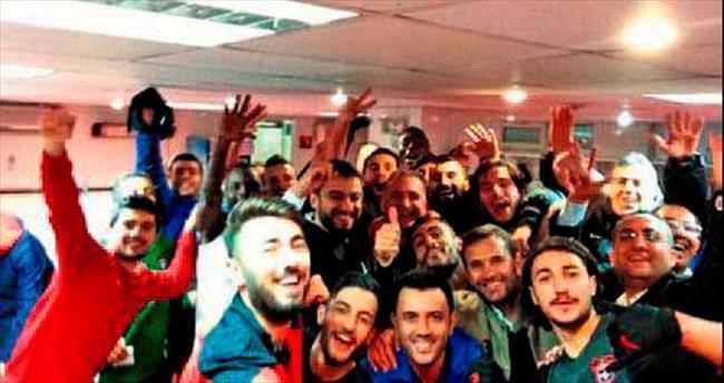 Gaziantepspor 90+6'da güldü