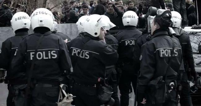 Polis memuru silahla yaralandı