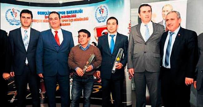 Şampiyonlar Kızılcahamam'da
