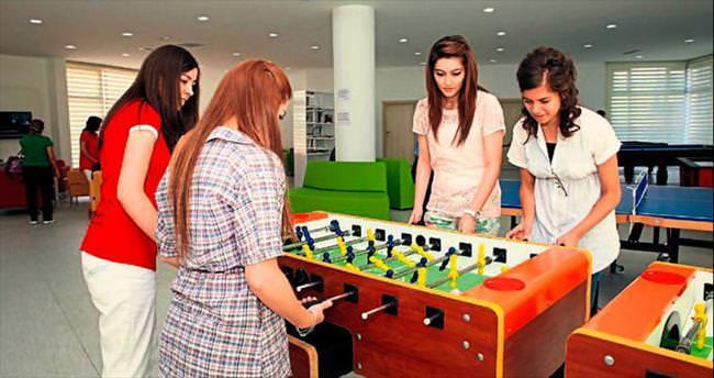 'Şehzade'de gençler mutlu