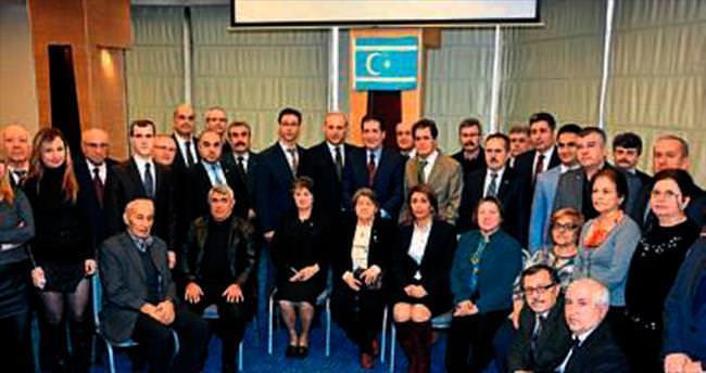 Irak'taki Türkmenler için destek çağrısı