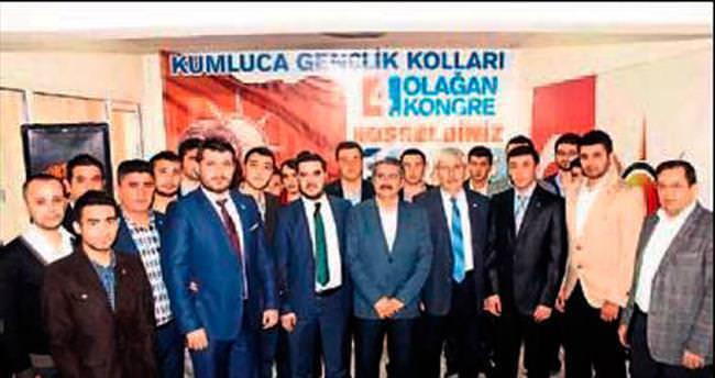 Kumluca'da AK Gençlik seçimi