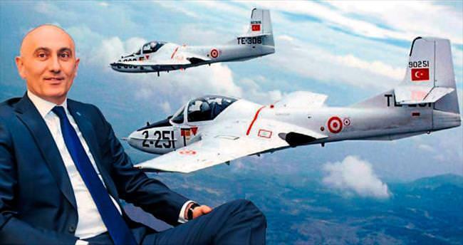 Hasan Kalyoncu pilot yetiştirecek