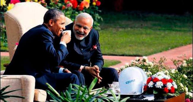 Obama'nın Hindistan ziyaretinde tarihi anlaşma