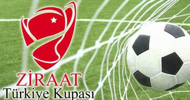Türkiye Kupası'nda 5. hafta yarın başlıyor