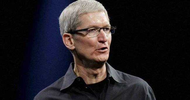 Apple CEO'su Tim Cook'un bir yıllık kazancı belli oldu