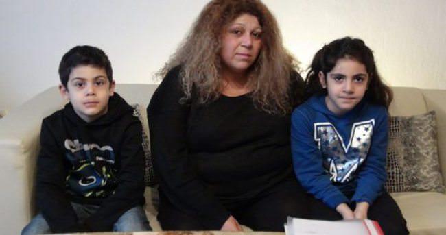 Türk anneye okula giriş yasağı