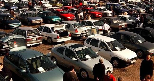 İkinci el otomotiv pazarı yüzde 8 büyüdü