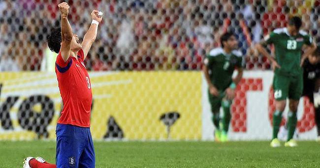 Asya Kupası'nda ilk finalist Güney Kore