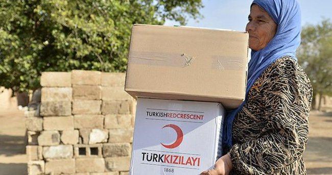 Türkiye ABD'yi yardımda yediye katladı
