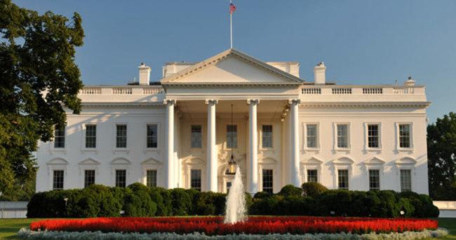 Beyaz Saray'da helikopter paniği