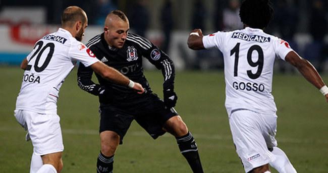 Deplasman fatihi Beşiktaş